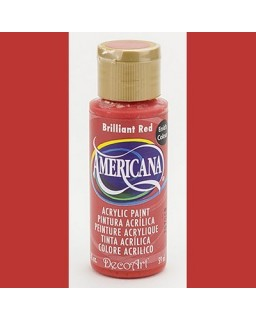 Americana Brilliant Red