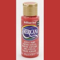 Americana Brilliant Red