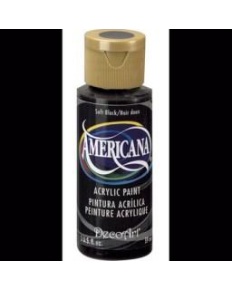 Americana Soft Black