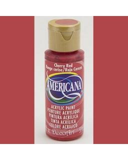 Americana Cherry Red