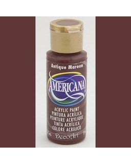 Americana Antique Maroon