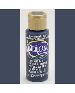Americana Deep Midnight Blue