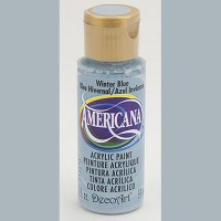 Americana Winter Blue