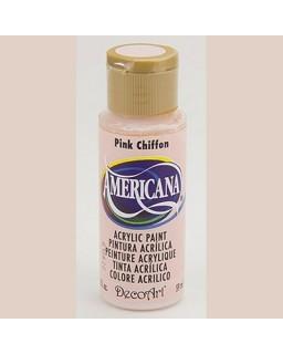 Americana Pink Chiffon