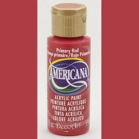 Americana Primary Red