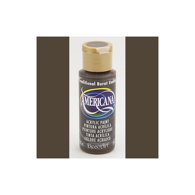Traditional Burnt Umber