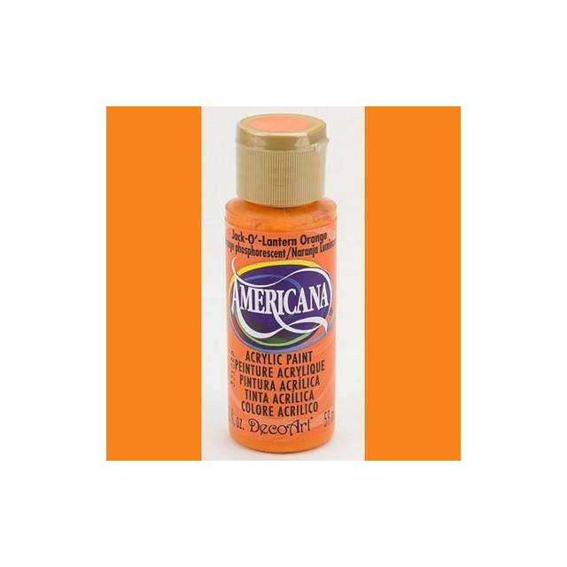 Jack-O'-Lantern Orange