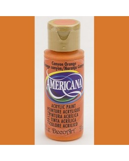 Americana Canyon Orange