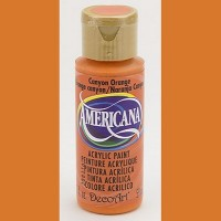 Americana Canyon Orange