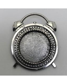 Broche 03 Silver