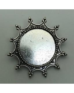 Broche 05 Silver