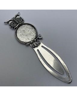Boekenlegger 03 Silver