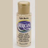 Americana Light Mocha