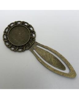 Boekenlegger 06 Bronze