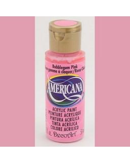 Americana Bubblegum Pink