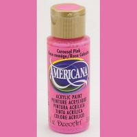 Americana Carousel Pink