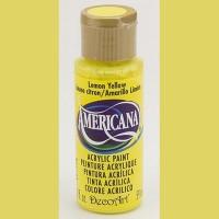 Americana Lemon Yellow