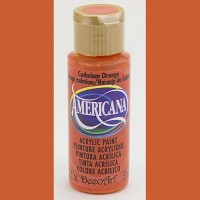 Americana Cadmium Orange