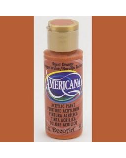 Americana Burnt Orange