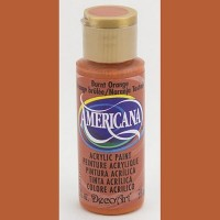 Americana Burnt Orange