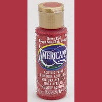 Americana Berry Red