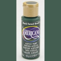 Americana Black Forest Green