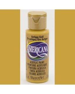 Americana Antique Gold