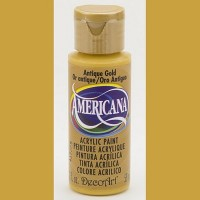 Americana Antique Gold