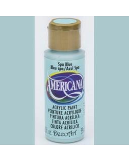 Americana Spa Blue