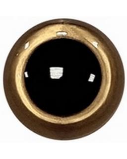 Veiligheidsogen 16,5mm Goud