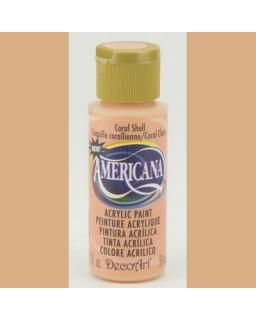 Americana Coral Shell