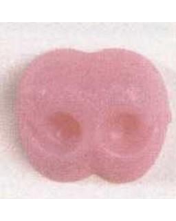 Honden Neus Roze 20mm
