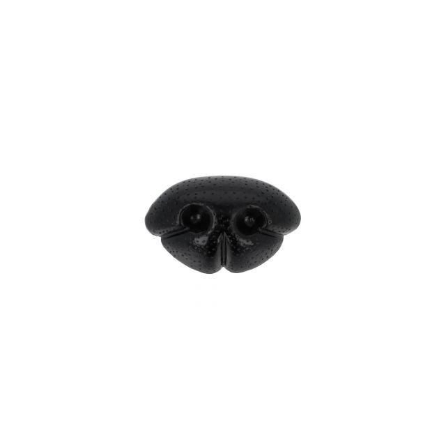 Berenneusje 15mm Zwart