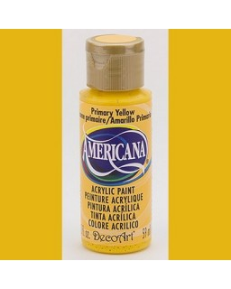 Americana Primary Yellow