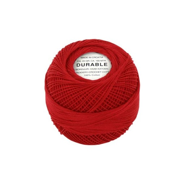 Durable 1025 Donker Rood