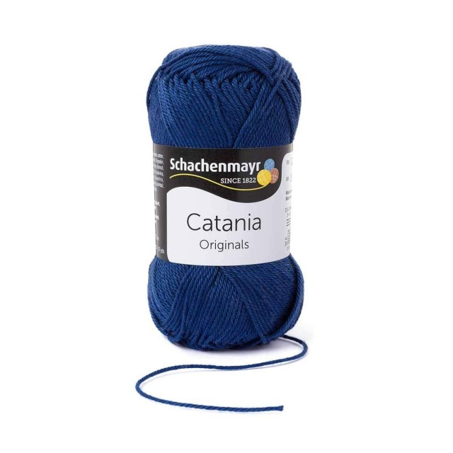 Catania katoen 164 Jeans Blue