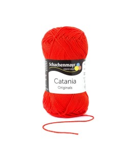 Catania 390 Tomato Red