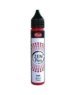ZEN pen 400 poppy