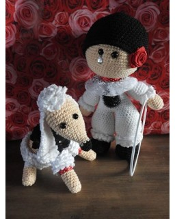 Funny Pierrot set