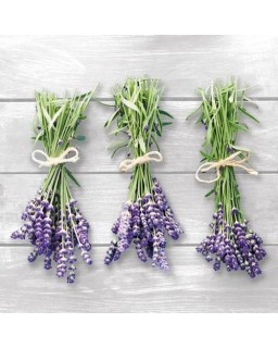 servet lavendel