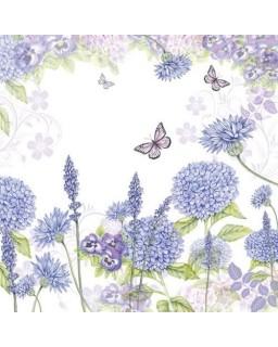 servet wilde bloemen