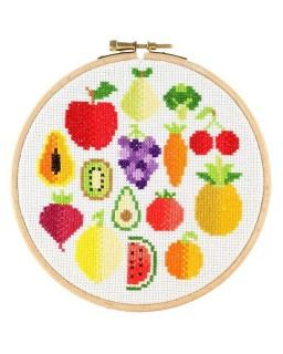 Stitchonomy 15 cm Fruit