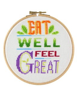 Stitchonomy 15 cm Feel Great