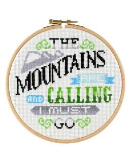 Stitchonomy 15 cm Mountain
