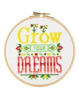 Stitchonomy 15 cm Grow Dreams