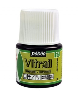 Vitrail Transparent Greengold