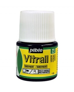Vitrail Transparent Lemon Yellow