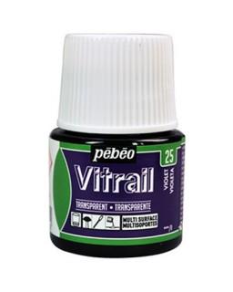 Vitrail Transparent Violet