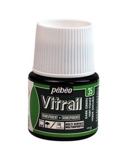 Vitrail Transparent Dark Green