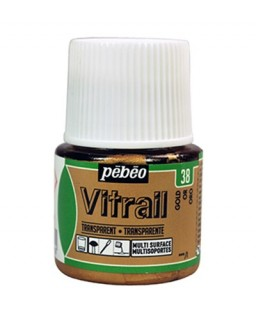 Vitrail Transparent Gold